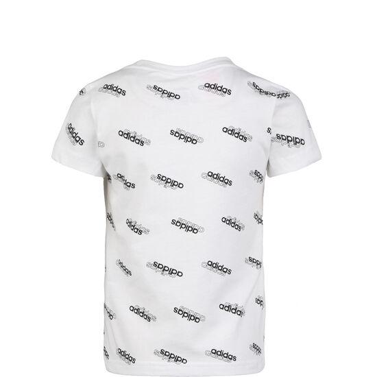 Core Favorites T-Shirt Kinder, weiß / schwarz, zoom bei OUTFITTER Online