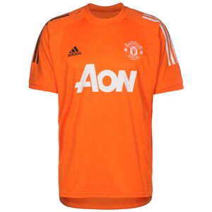 Manchester United Trainingsshirt Herren, orange, zoom bei OUTFITTER Online