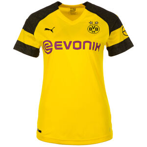 Borussia Dortmund Trikot Home 2018/2019 Damen, Gelb, zoom bei OUTFITTER Online