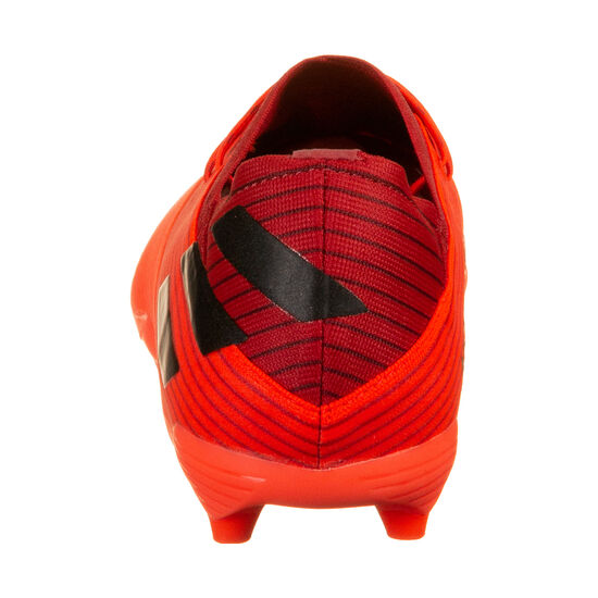 Nemeziz 19.1 FG Fußballschuh Kinder, orange / rot, zoom bei OUTFITTER Online