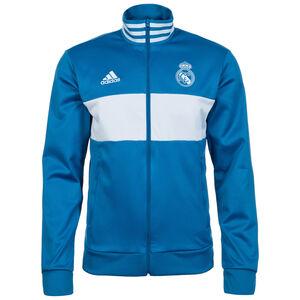 Real Madrid Trainingsjacke Herren, Blau, zoom bei OUTFITTER Online