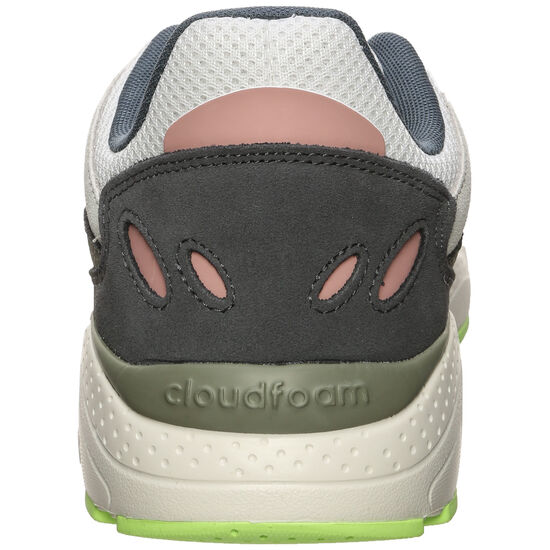 Crazychaos Sneaker Herren, weiß / blau, zoom bei OUTFITTER Online