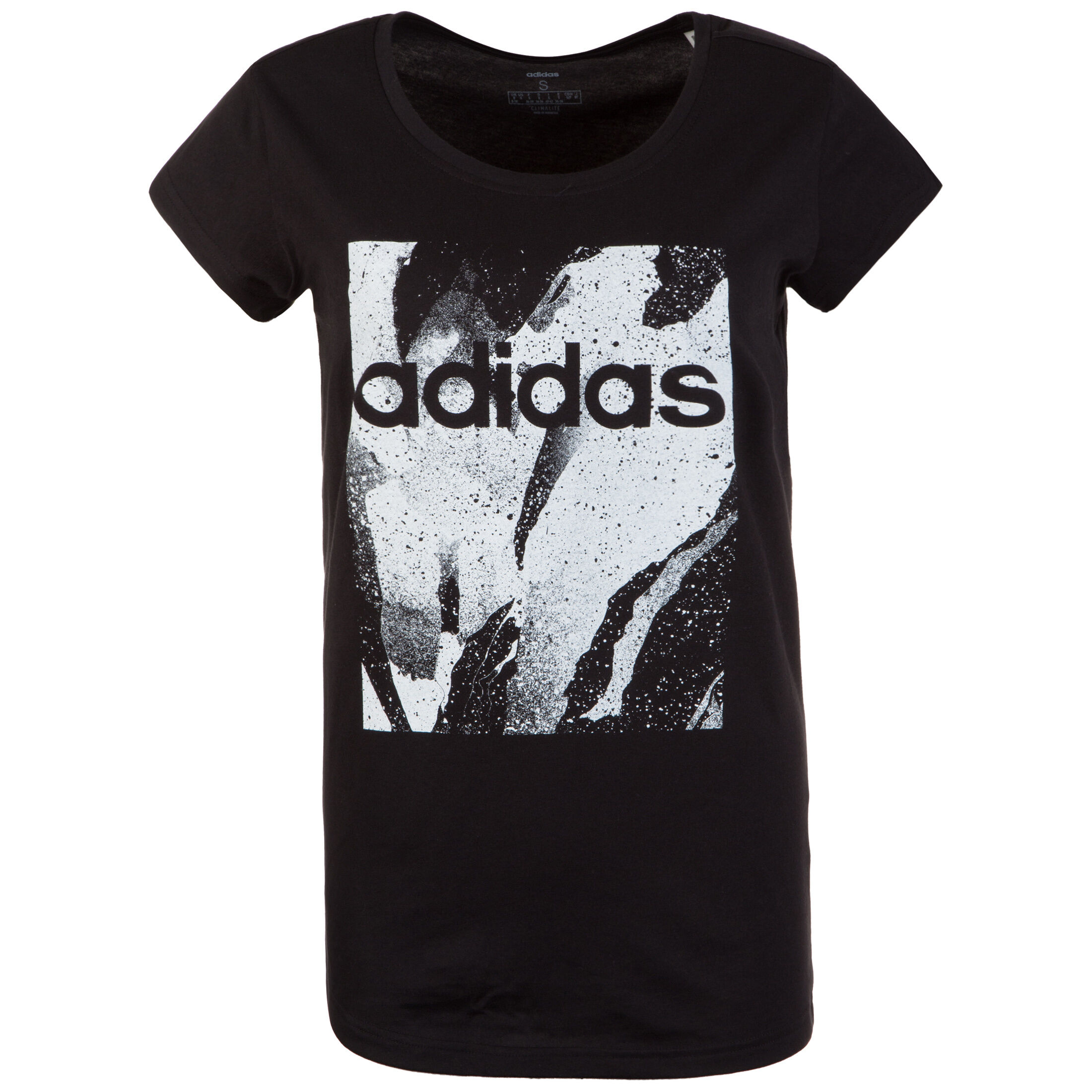 Essentials Season All Over Print T Shirt Damen