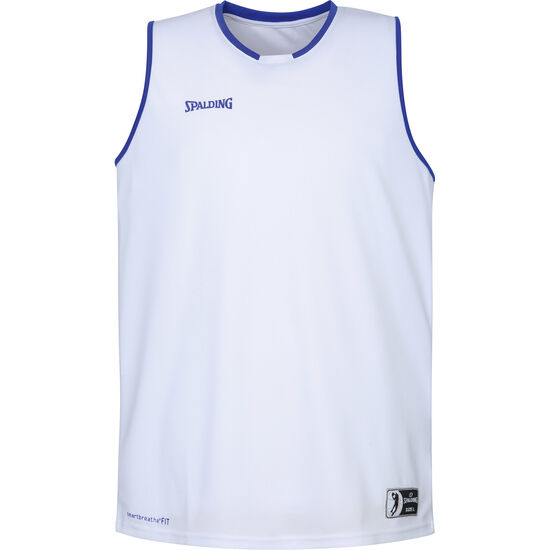Move Tanktop Kinder, weiß / blau, zoom bei OUTFITTER Online