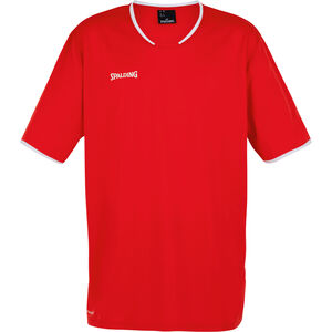 Move Shooting T-Shirt Herren, rot / weiß, zoom bei OUTFITTER Online