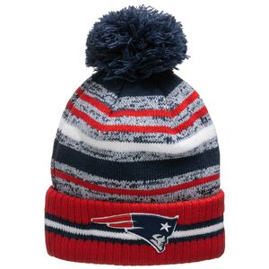NFL New England Patriots Sideline Bobble Knit Mütze, , zoom bei OUTFITTER Online