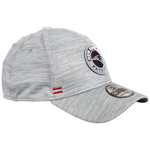 39THIRTY NFL New England Patriots On-Field Sideline Road Cap, grau / rot, zoom bei OUTFITTER Online