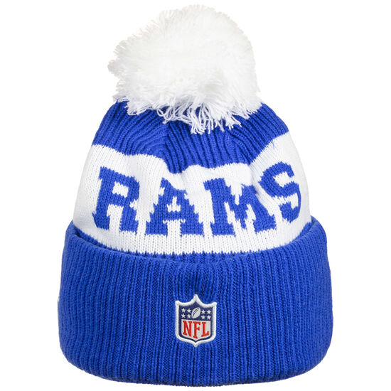 NFL Los Angeles Rams Cold Weather Sport Knit Mütze, , zoom bei OUTFITTER Online