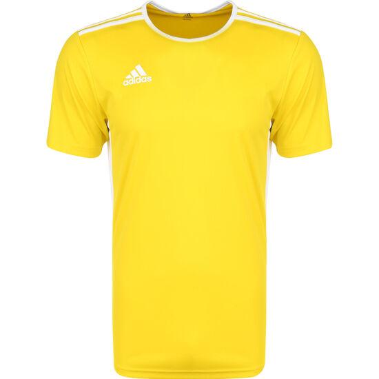 Entrada 18 Fußballtrikot Herren, gelb / weiß, zoom bei OUTFITTER Online