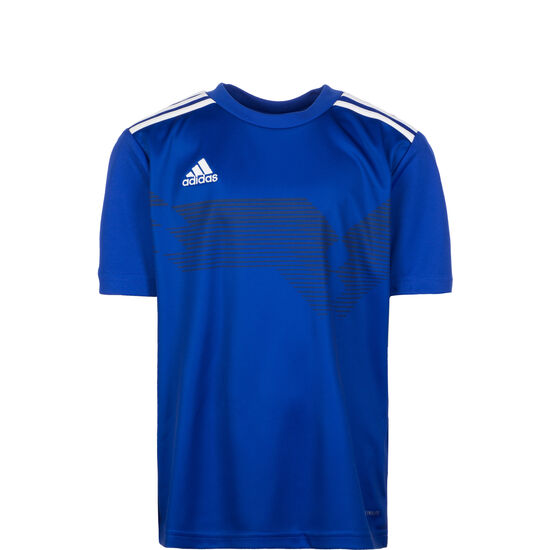 Campeon 19 Fußballtrikot Kinder, blau / weiß, zoom bei OUTFITTER Online