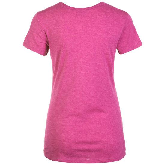 Essential No. 1 T-Shirt Damen, magenta / weiß, zoom bei OUTFITTER Online