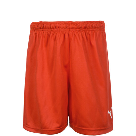 Liga Short Kinder, rot / weiß, zoom bei OUTFITTER Online