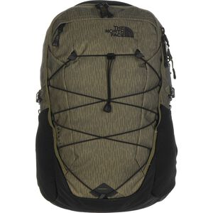 Borealis Tagesrucksack, oliv / schwarz, zoom bei OUTFITTER Online