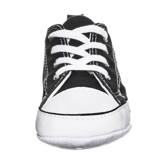 Chuck Taylor First Star High Sneaker Kleinkinder, Schwarz, zoom bei OUTFITTER Online