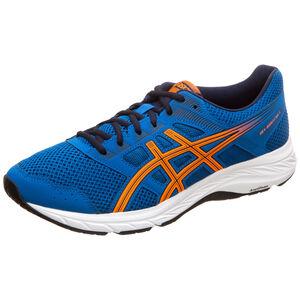 GEL-CONTEND 5 Laufschuh Herren, blau / orange, zoom bei OUTFITTER Online