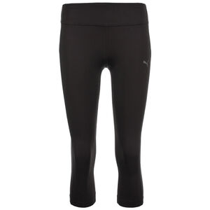 WT Essential 3/4 Trainingstight Damen, Schwarz, zoom bei OUTFITTER Online