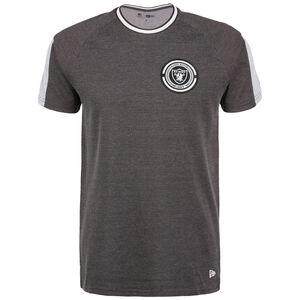 NFL Oakland Raiders Raglan T-Shirt Herren, schwarz / weiß, zoom bei OUTFITTER Online