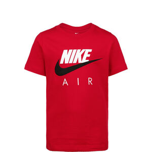 Air T-Shirt Kinder, rot / weiß, zoom bei OUTFITTER Online