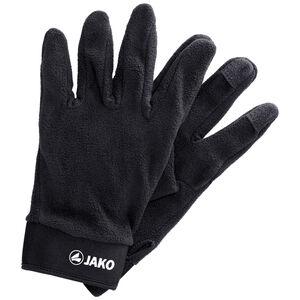 Fleece Winter Handschuhe, Schwarz, zoom bei OUTFITTER Online