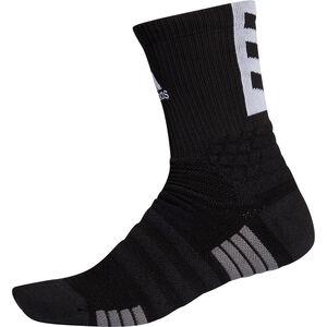 CTR365  Crew Socken Herren, schwarz / weiß, zoom bei OUTFITTER Online