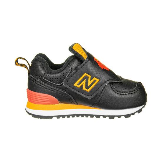 574-C Sneaker Kinder, schwarz, zoom bei OUTFITTER Online