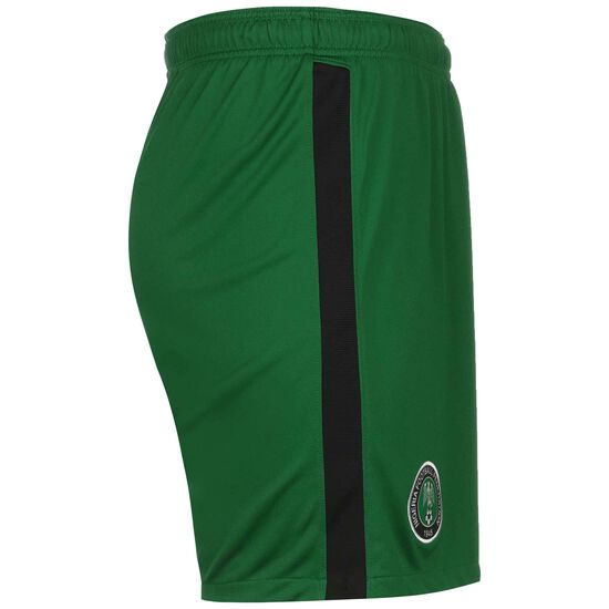 Nigeria Shorts Home Stadium 2020 Herren, grün / neongrün, zoom bei OUTFITTER Online