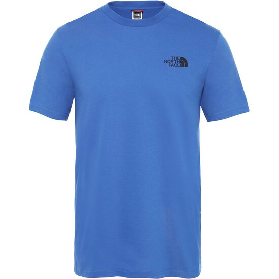 Simple Dome T-Shirt Herren, blau, zoom bei OUTFITTER Online