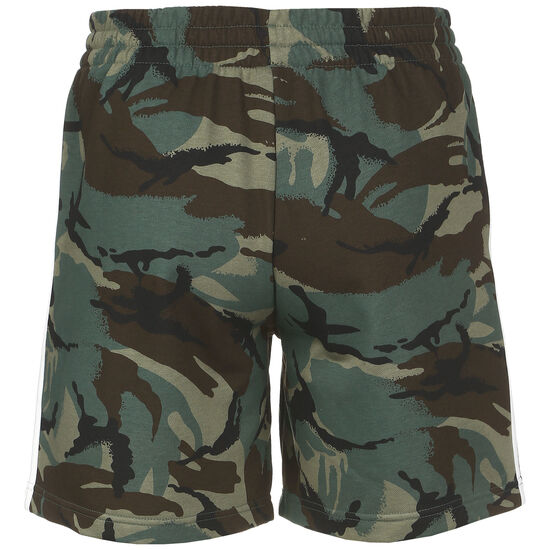 Camo Shorts Herren, grün / braun, zoom bei OUTFITTER Online