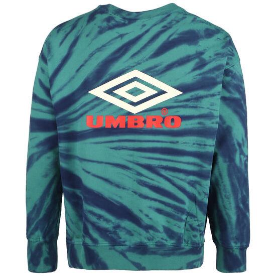Calidoscope Sweatshirt Herren, türkis / neonrot, zoom bei OUTFITTER Online
