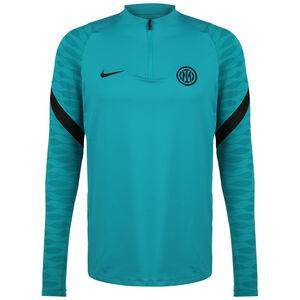 Inter Mailand Strike Drill Trainingssweat Herren, grün / schwarz, zoom bei OUTFITTER Online