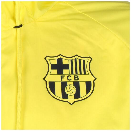 FC Barcelona Authentic Windrunner Kapuzenjacke Herren, blau / rot, zoom bei OUTFITTER Online