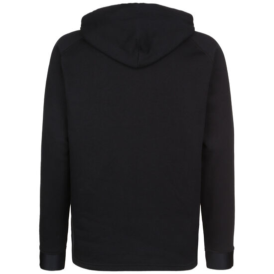 Charged Cotton Fleece Kapuzenpullover Herren, schwarz, zoom bei OUTFITTER Online