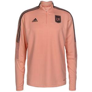 Los Angeles FC Trainingsshirt Herren, korall / schwarz, zoom bei OUTFITTER Online