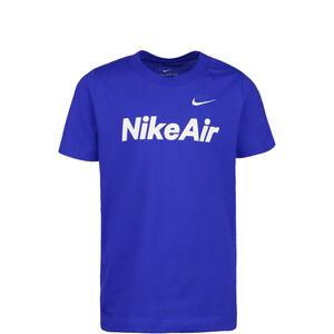 Air T-Shirt Kinder, blau / weiß, zoom bei OUTFITTER Online