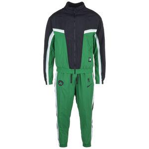 Boston Celtics Trainingsanzug Herren, grün / schwarz, zoom bei OUTFITTER Online