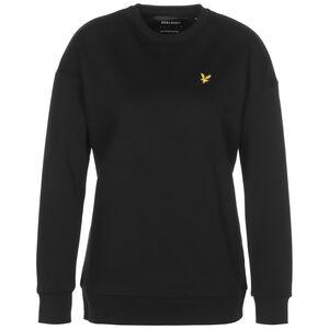 Oversized Sweatshirt Damen, schwarz, zoom bei OUTFITTER Online
