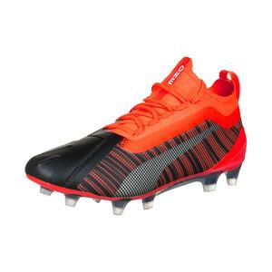 ONE 5.1 FG/AG Fußballschuh Kinder, schwarz / rot, zoom bei OUTFITTER Online