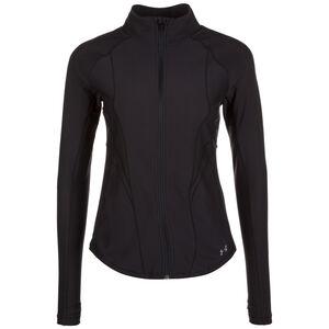 HeatGear Balance Trainingsjacke Damen, Schwarz, zoom bei OUTFITTER Online