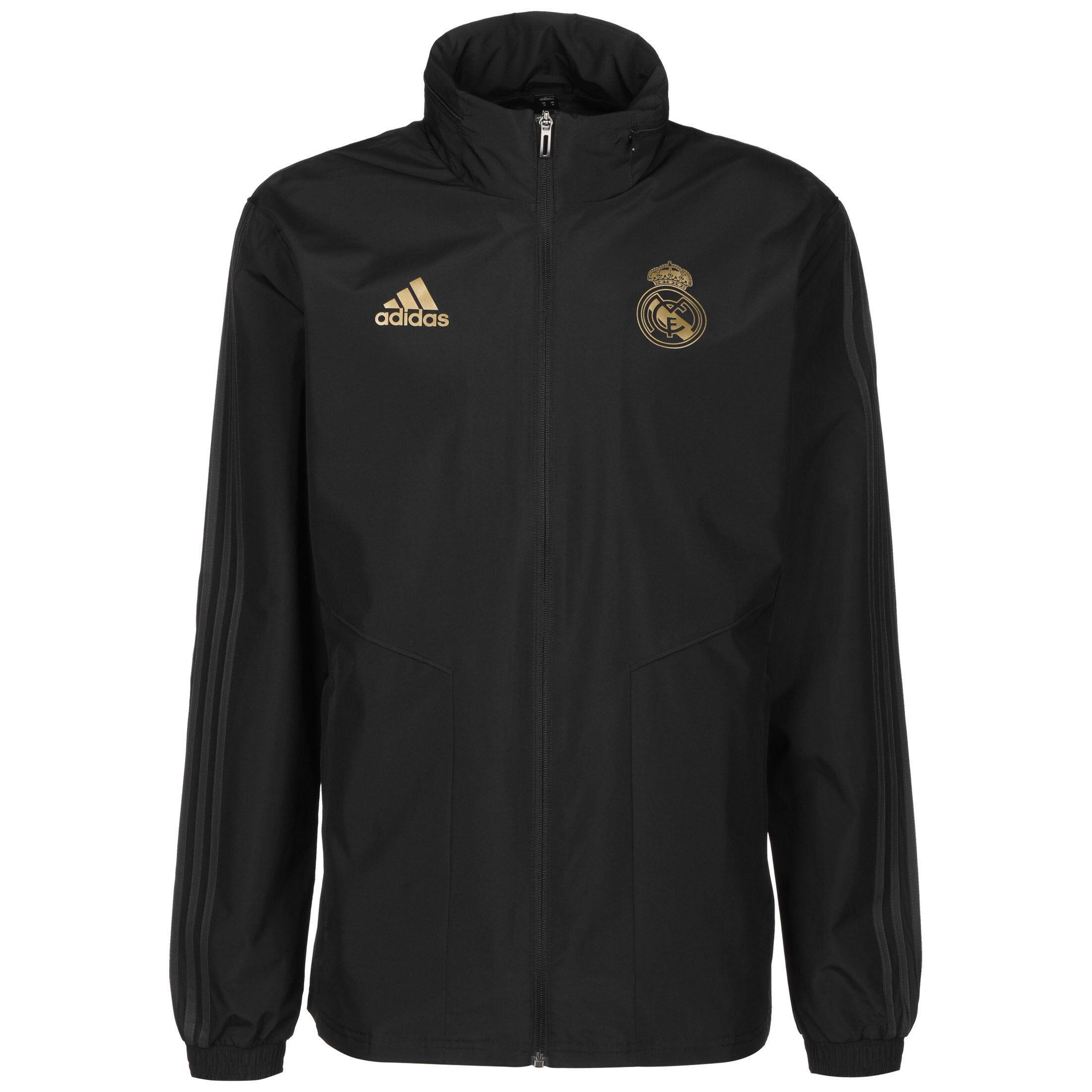 Real Madrid All Weather Trainingsjacke Herren