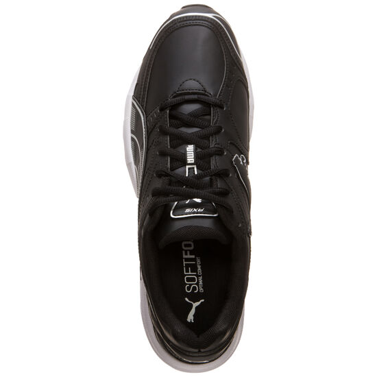 Axis SL Sneaker, schwarz / silber, zoom bei OUTFITTER Online