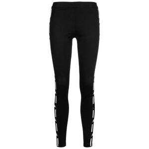 Authentic La Baward Leggings Damen, schwarz / weiß, zoom bei OUTFITTER Online
