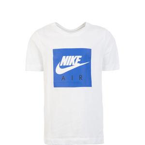 Air Box T-Shirt Kinder, weiß / blau, zoom bei OUTFITTER Online