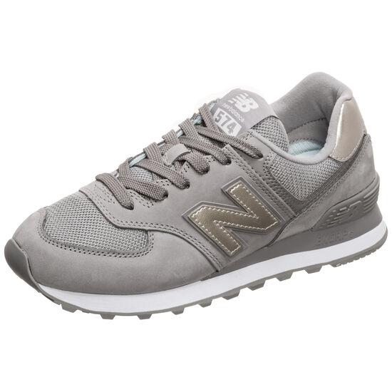 WL574 Sneaker Damen, hellgrau / dunkelgrau, zoom bei OUTFITTER Online