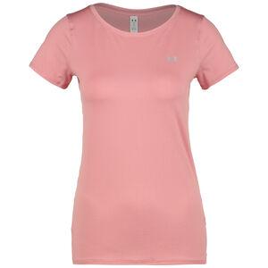 HeatGear Trainingsshirt Damen, rosa / silber, zoom bei OUTFITTER Online