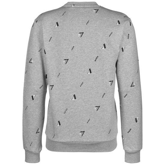 Must Haves Graphic Sweatshirt Herren, hellgrau / schwarz, zoom bei OUTFITTER Online