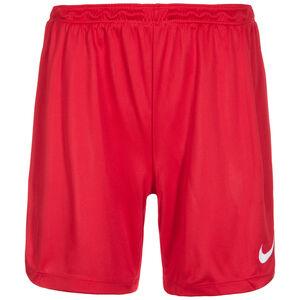 Park II Knit Short Damen, rot / weiß, zoom bei OUTFITTER Online