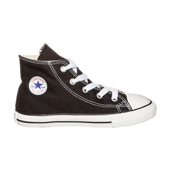 Chuck Taylor All Star High Sneaker Kleinkinder, Schwarz, zoom bei OUTFITTER Online