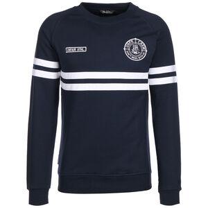 DMWU Crewneck Sweatshirt Herren, dunkelblau / weiß, zoom bei OUTFITTER Online