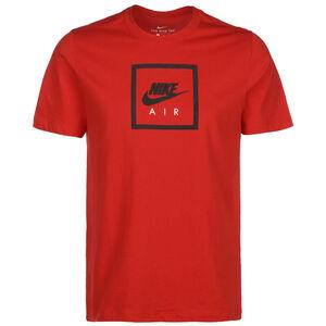 Air 2 T-Shirt Herren, rot / schwarz, zoom bei OUTFITTER Online