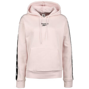 Essentials Tape Pack Hoodie Damen, altrosa / rosa, zoom bei OUTFITTER Online